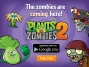 Download miễn phí game Plants vs. Zombies 2 version 1.5.252752 cho Android