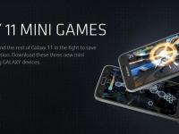 Galaxy 11 mini game: Game cho mùa World Cup 2014 từ Samsung!