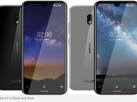 Nokia 2.2 ra mắt: Chạy Android One, chip Helio A22, giá bán từ 100 USD