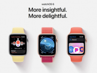 Apple phát hành watchOS 6 cho Apple Watch Series 3 và Series 4